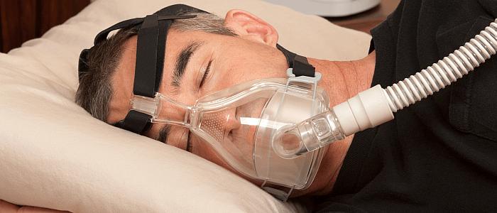 CPAP masker