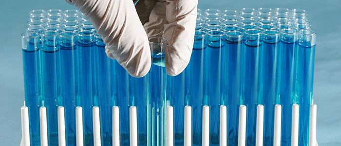 DNA-test om erfelijkheid vast te stellen
