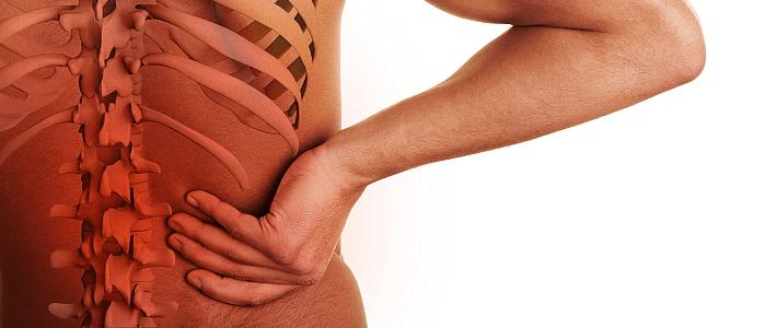 Symptomen van artrose: pijn