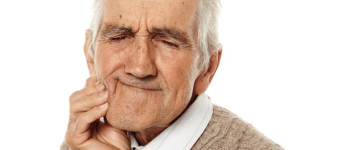 Slechts 40% van de 80-plussers op tandartscontrole