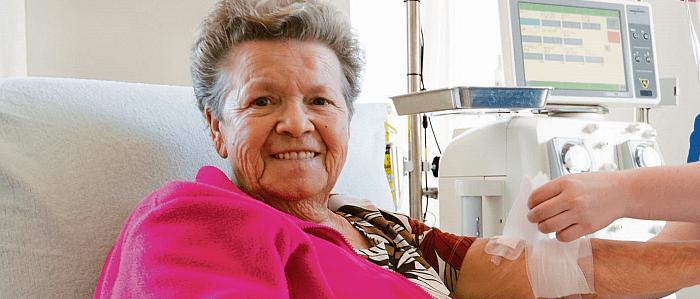 Patiëntenverhaal thuisdialyse