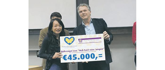 45.000 euro voor onderzoek naar PH