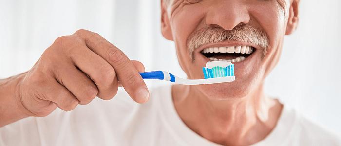 Onderzoek naar de mondgezondheid van kwetsbare ouderen