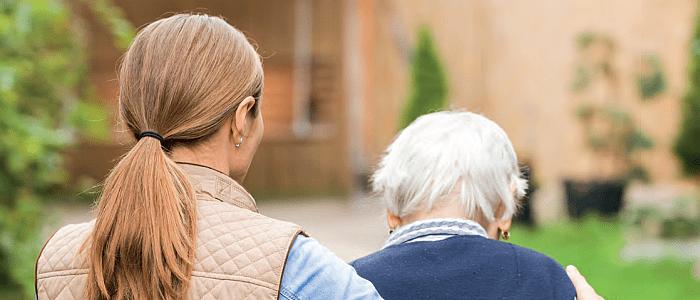 Dementie: tussen thuis wonen en thuis voelen