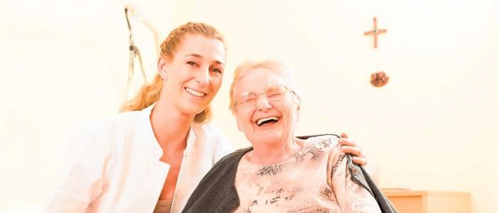 Thuiszorg | Patiëntenverhaal | Mijn Gezondheidsgids