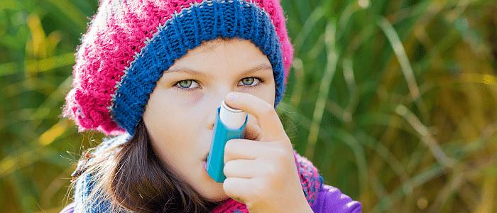 Astma bij kinderen is goed te behandelen