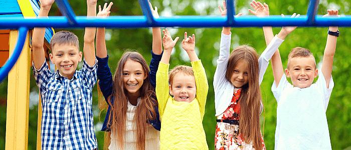 Kinderen adviseren over hun eigen beweging
