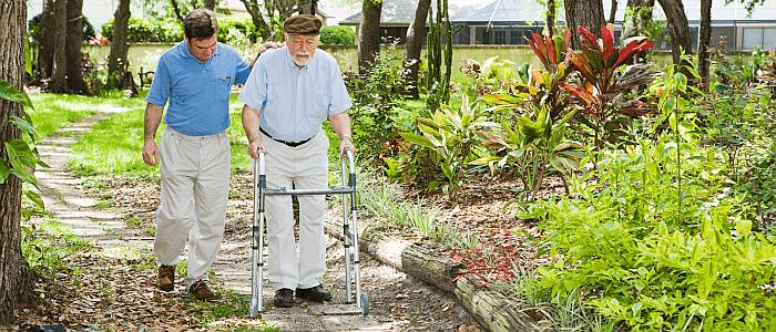 De opkomst van geriatrische revalidatiezorg