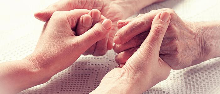 Liefdevolle zorg voor ouderen