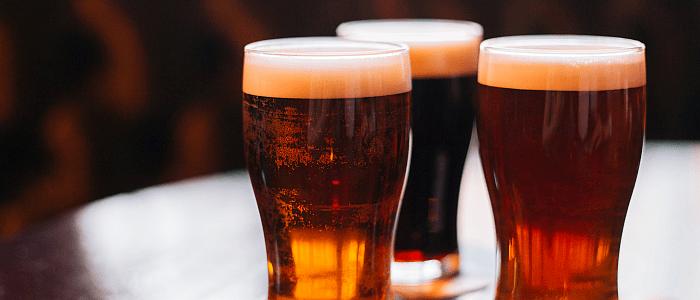 'Zware drinkers' hebben groter risico op longproblemen