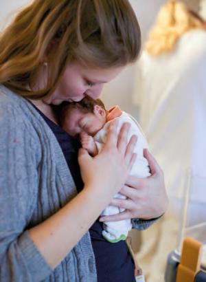 18.000 baby's risico op leven lang longklachten