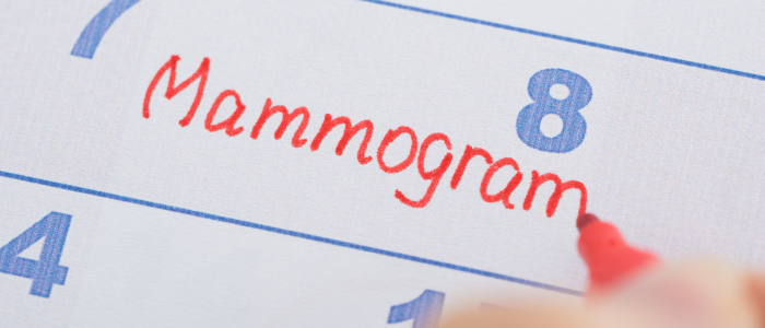 Nooit te oud voor mammografie?