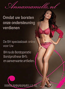 Protheselingerie kan ook sexy zijn