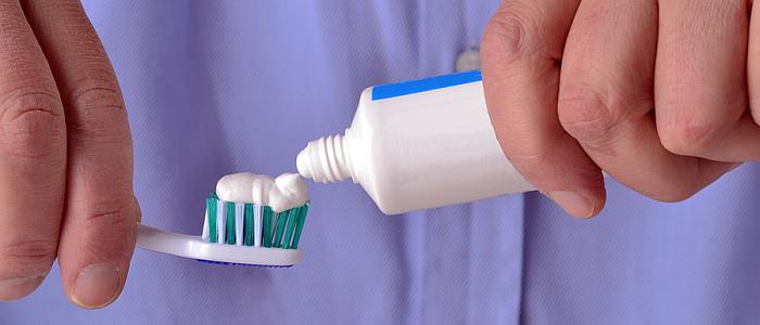 Tandpasta hoeft niet te schuimen