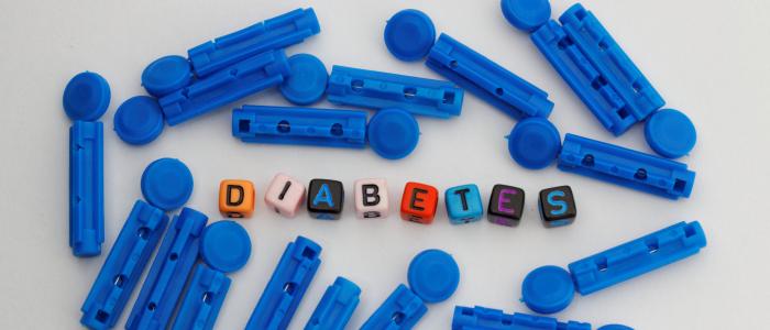 Draagbaar apparaat voor vroege detectie diabetes