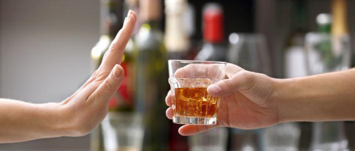 Lever rust uit van maand niet drinken