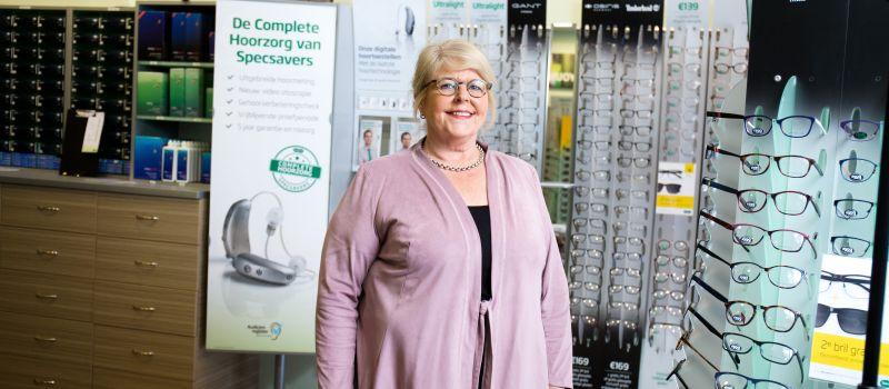 Anky Wilbrink Specsavers Zintuigen Geef gehoor aan uw gehoorproblemen