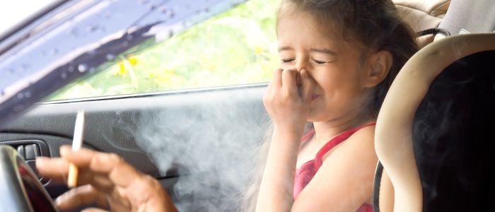 Meeroken gelinkt aan voedselallergieën bij kinderen