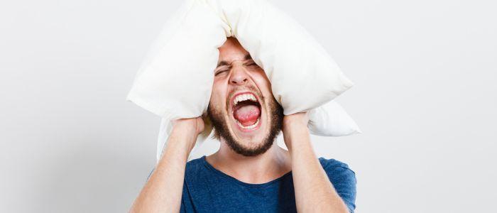 Verband tussen slaap en agressie in de Forensische Psychiatrie