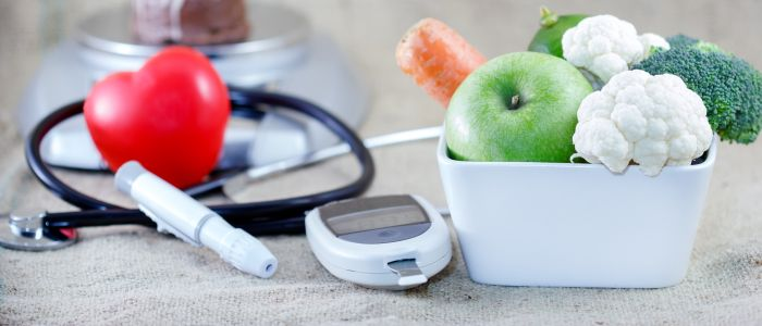 Gezond eten belangrijk bij chronische ziekte