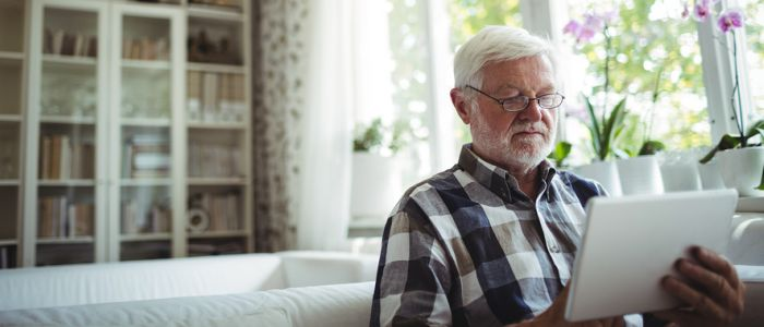 Ouderen maken inhaalslag op sociale media