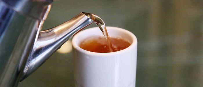 Het biologische effect van thee op vrouwen