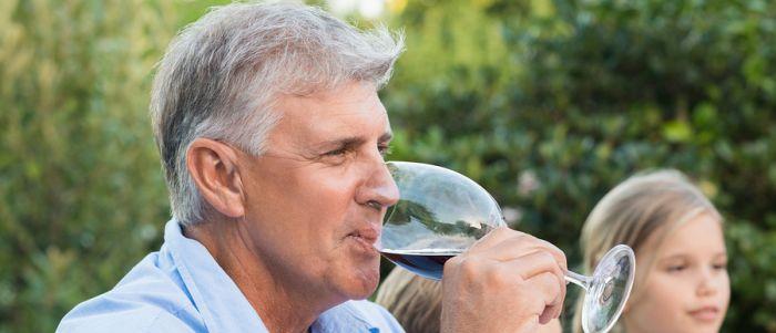Verlengt gematigd drinken de levensduur?