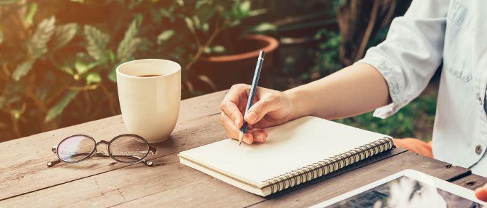 Expressief schrijven kan je efficiëntie verhogen