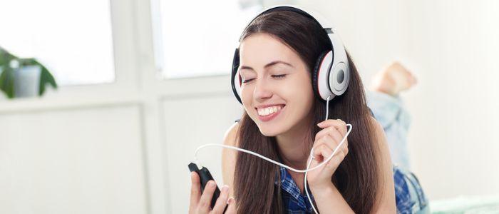Vrolijke muziek verhoogt het creatief vermogen