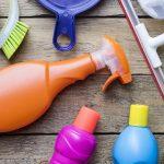 Verband schoonmaakmiddelen en longziekten