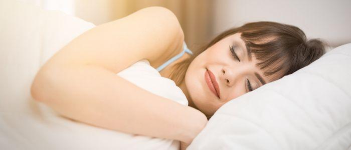 Sneller in slaap vallen