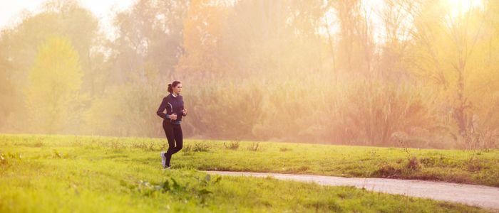Hardlopen als medicijn tegen burn-outklachten