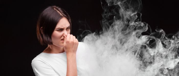 Windjes van rokers ruiken anders