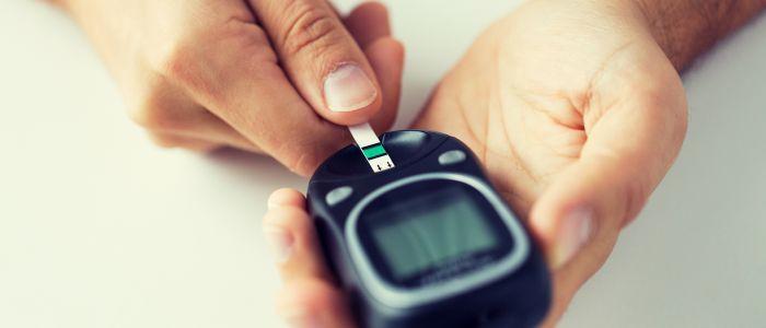 Kunnen omgaan met diabetes betekent zelfmanagement