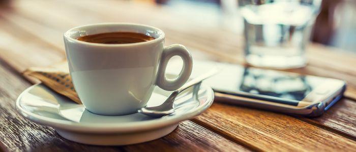 Dagelijks 3 à 4 koppen koffie verlaagt ziekterisico