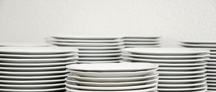Meer lege borden dankzij 'moderne' voedingsconcepten