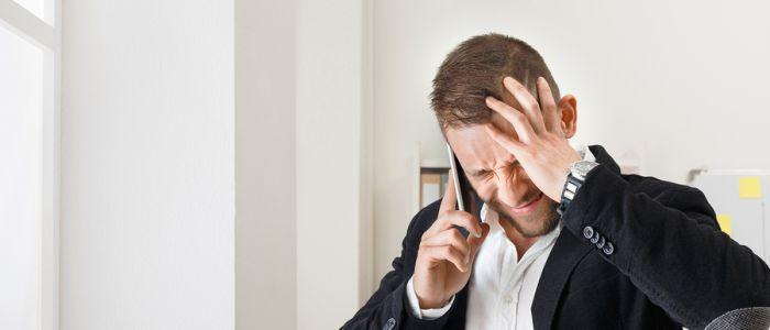 Geprikkelde mensen eerder afgeleid door negatieve informatie