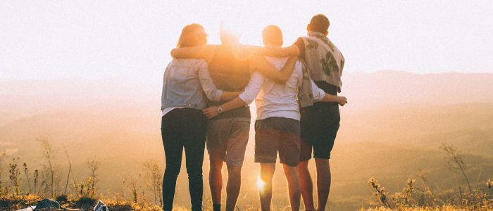 Meerderheid jongvolwassenen positief over het leven