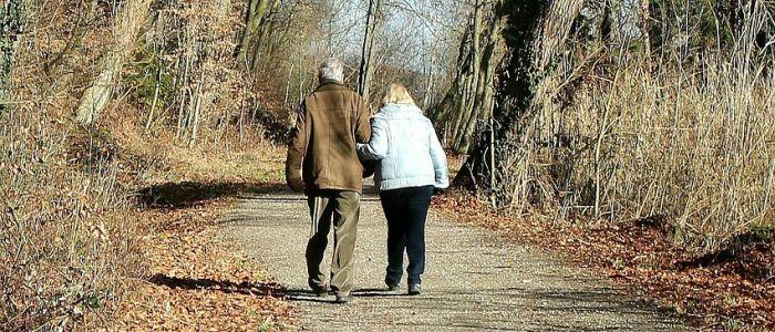 Kan stevig wandelen je leven verlengen?