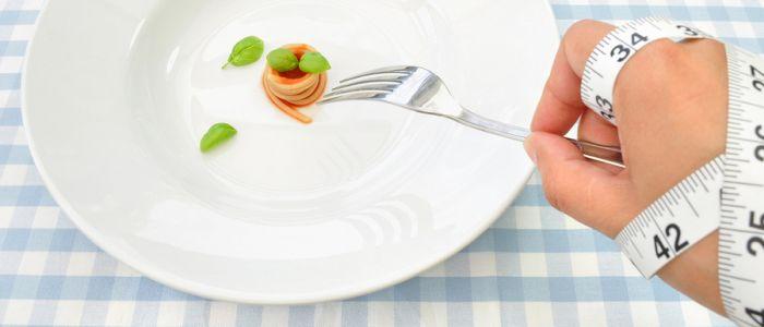 afvallen minder eten