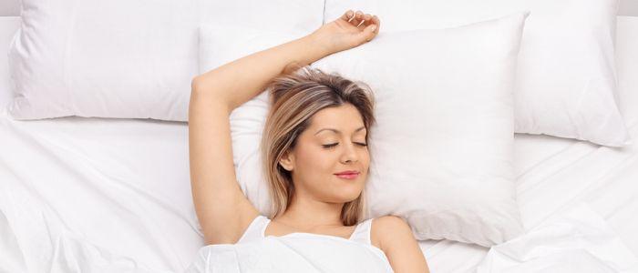 Spraak tijdens de slaap vaak grof