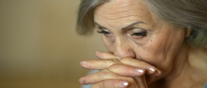 Bij 4% van de 65-plussers is psychisch geweld weleens voorgekomen