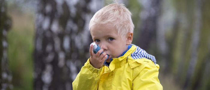 Kind met astma heeft blijkbaar aangepast DNA