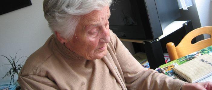 Verschil in depressie tussen jongeren en ouderen?
