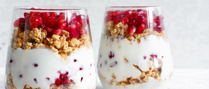 5 gezondheidsvoordelen van yoghurt