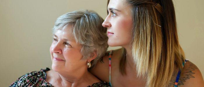 Mantelzorg geven aan partner of ouder verschilt enorm
