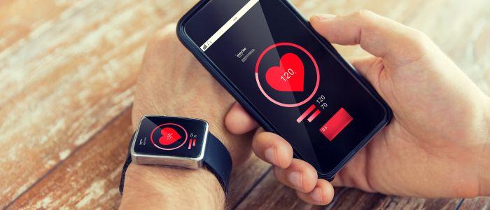 Hartslagmeting door smartphone betrouwbaar