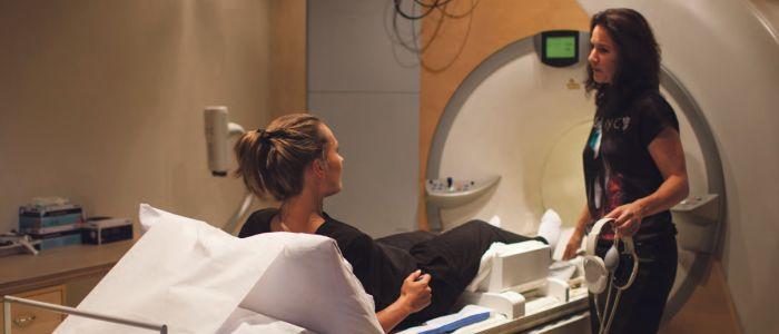MRI scan als ondersteuning voor de huisarts