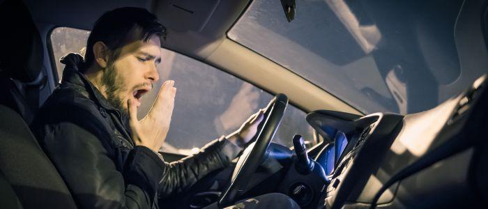 Slaperigheid vergroot kans op auto-ongeluk