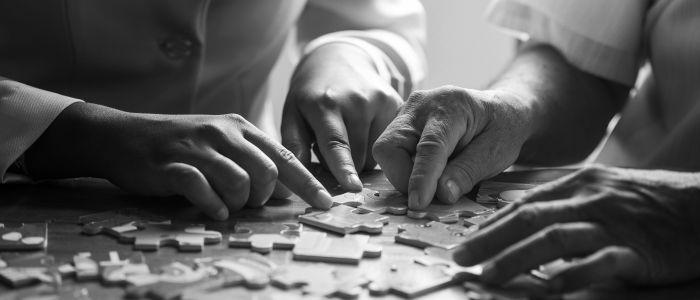 Percentage Nederlanders met kenmerken van dementie toegenomen